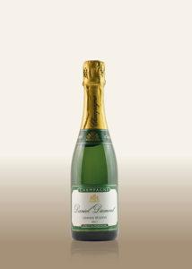 Champagne: Brut grande reserve 1er cru Flasche